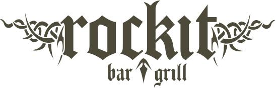 Rockit Bar & Grill Logo