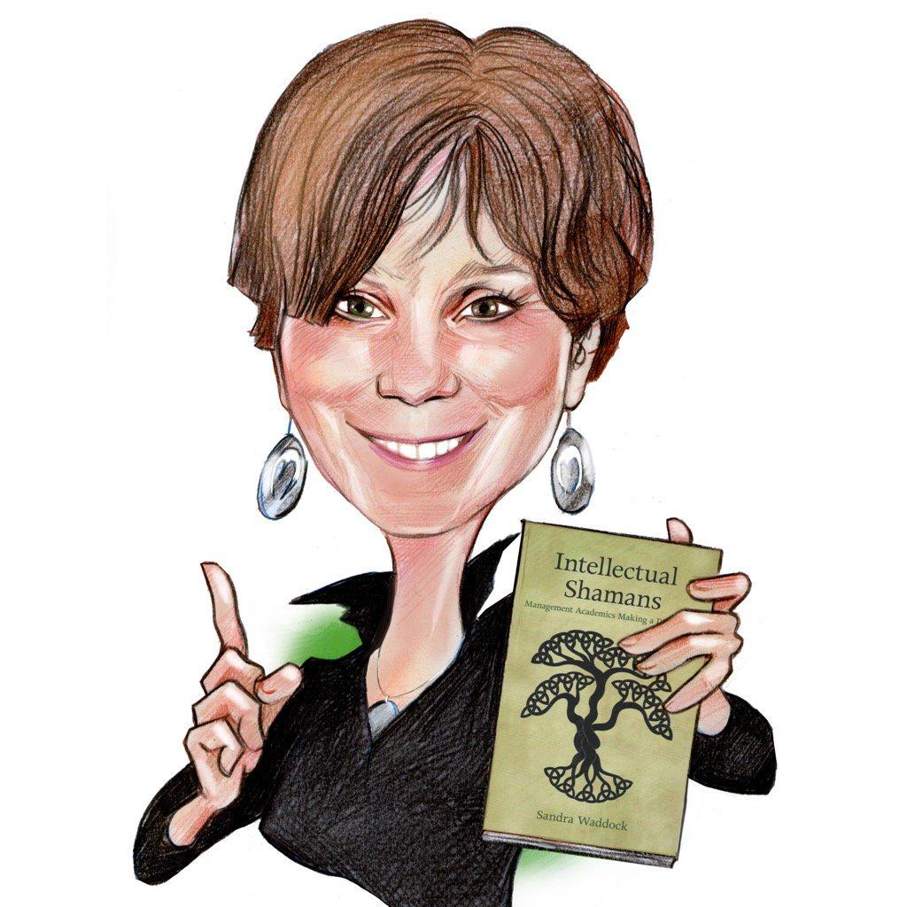 Sandra Waddock image