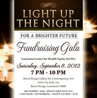 Light Up The Night for a Brighter Future Fundraising Gala