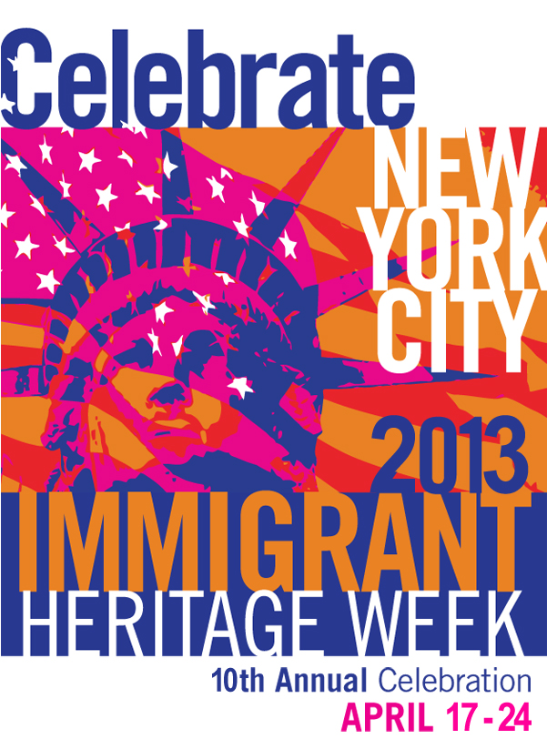 NYC Immigrant Heritage Week 2013