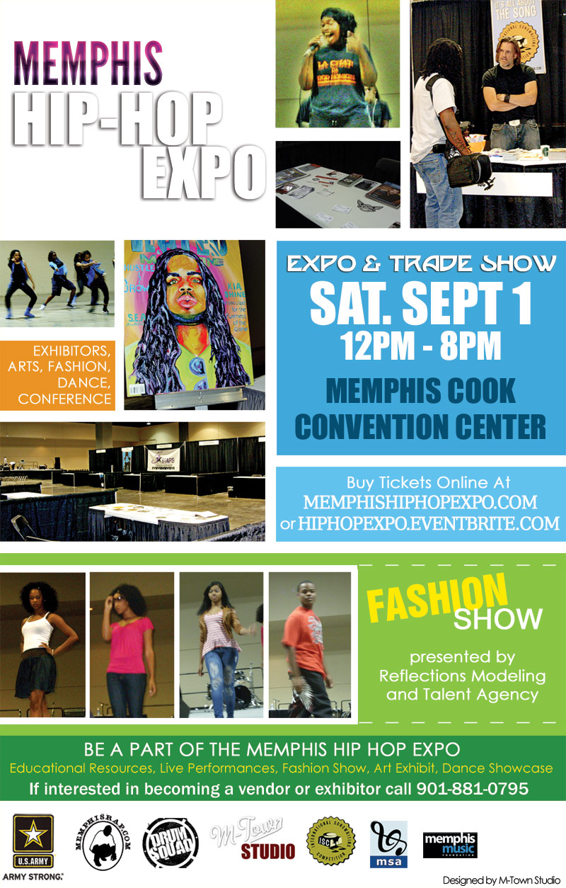 2nd Annual Memphis Hip Hop Expo 2012