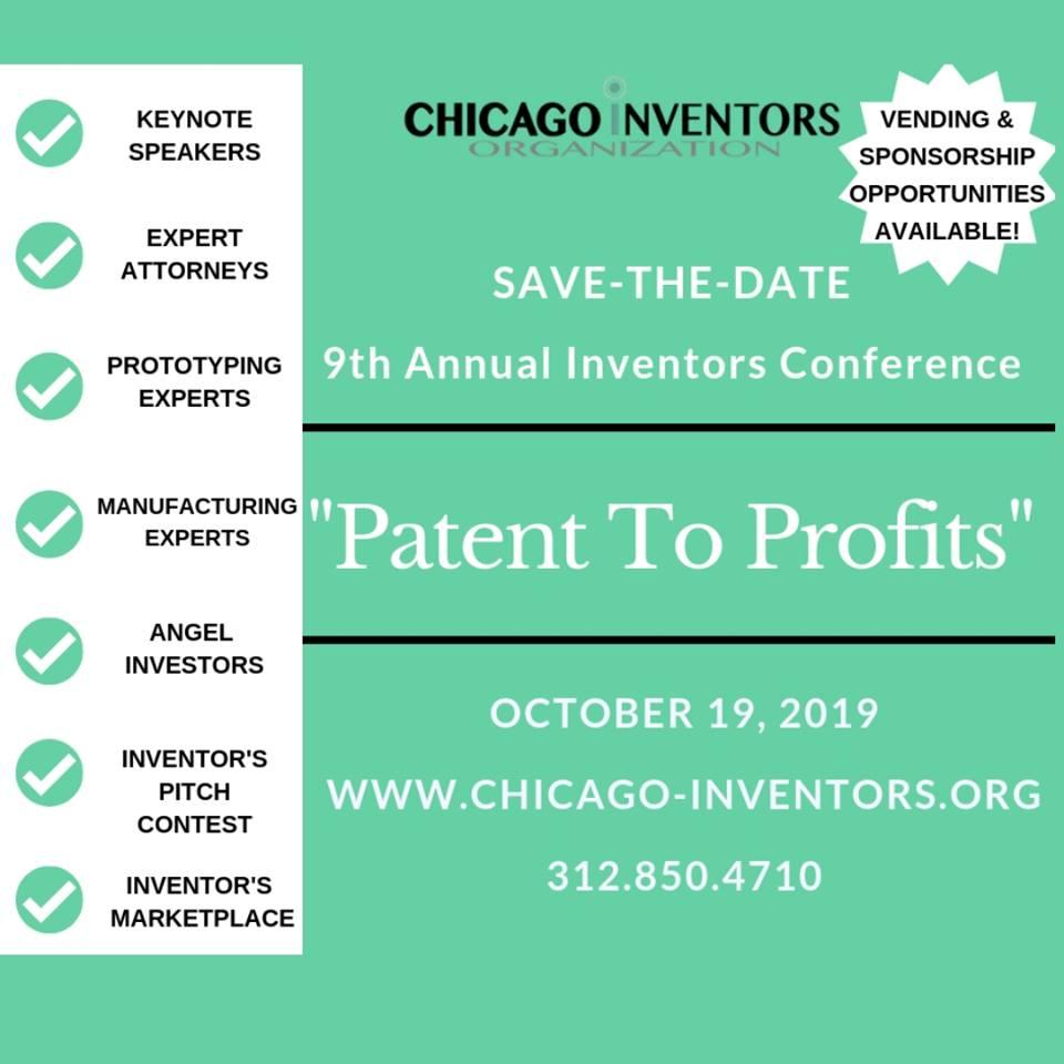CIO 2019 Inventor Conference