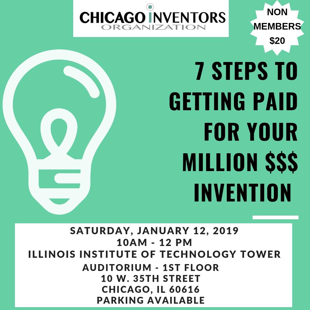 CIO January 2019 Inventor Meeting