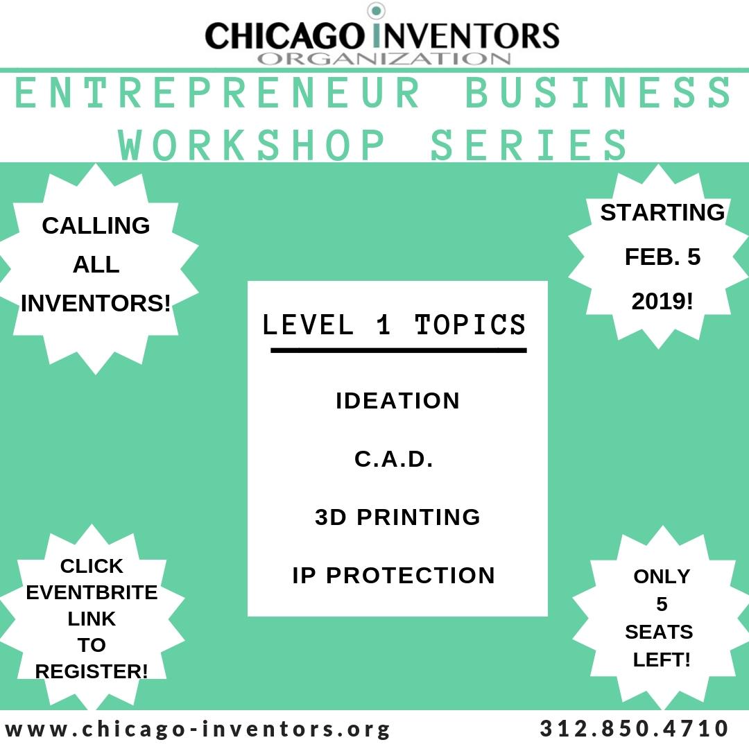 CIO Business Workshop - Level 1