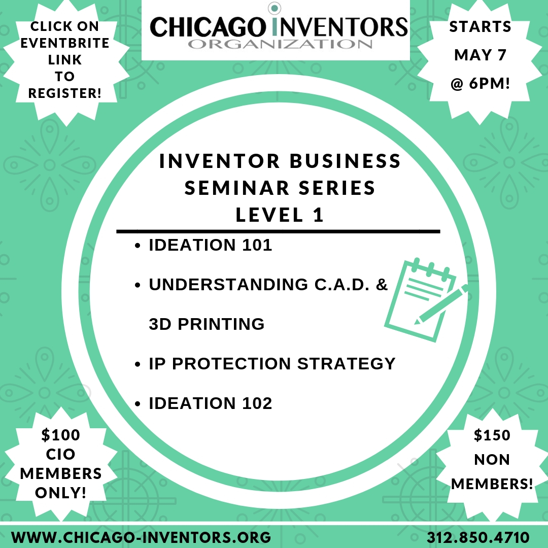 CIO Inventor Business Seminar Series - Level 1