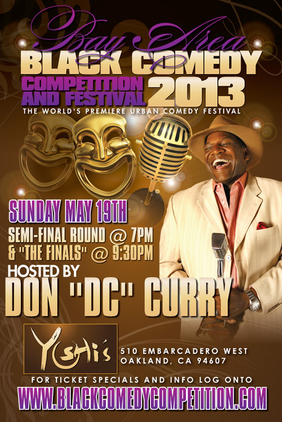 Don DC Curry Host Tonight!!!