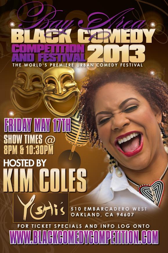 Kim Coles Friday @ Yoshi's