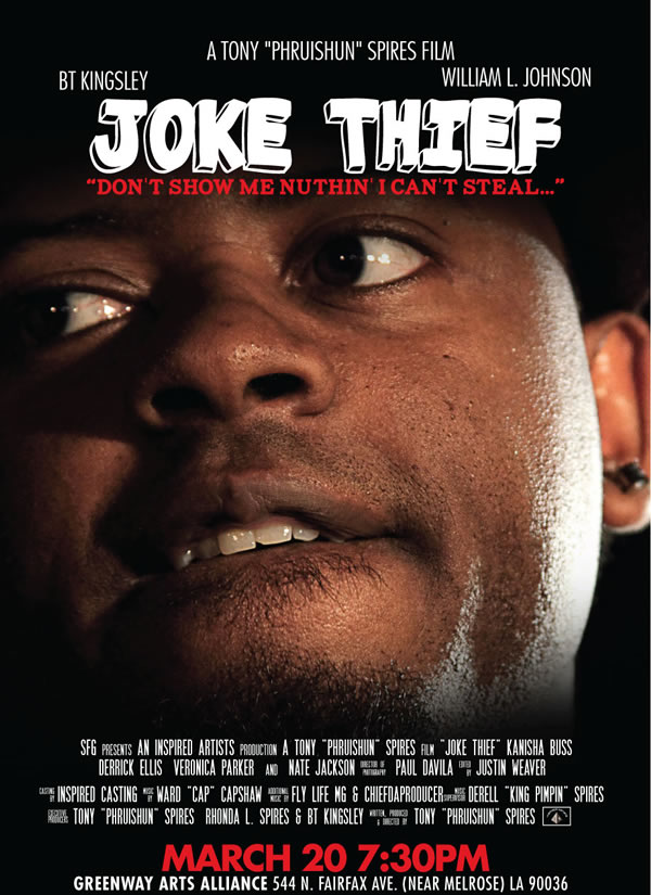 Joke Thief The Movie