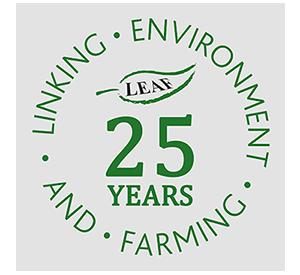 LEAF 25 logo