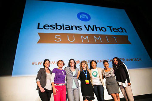 Lesbians Who Tech Pitch Contest