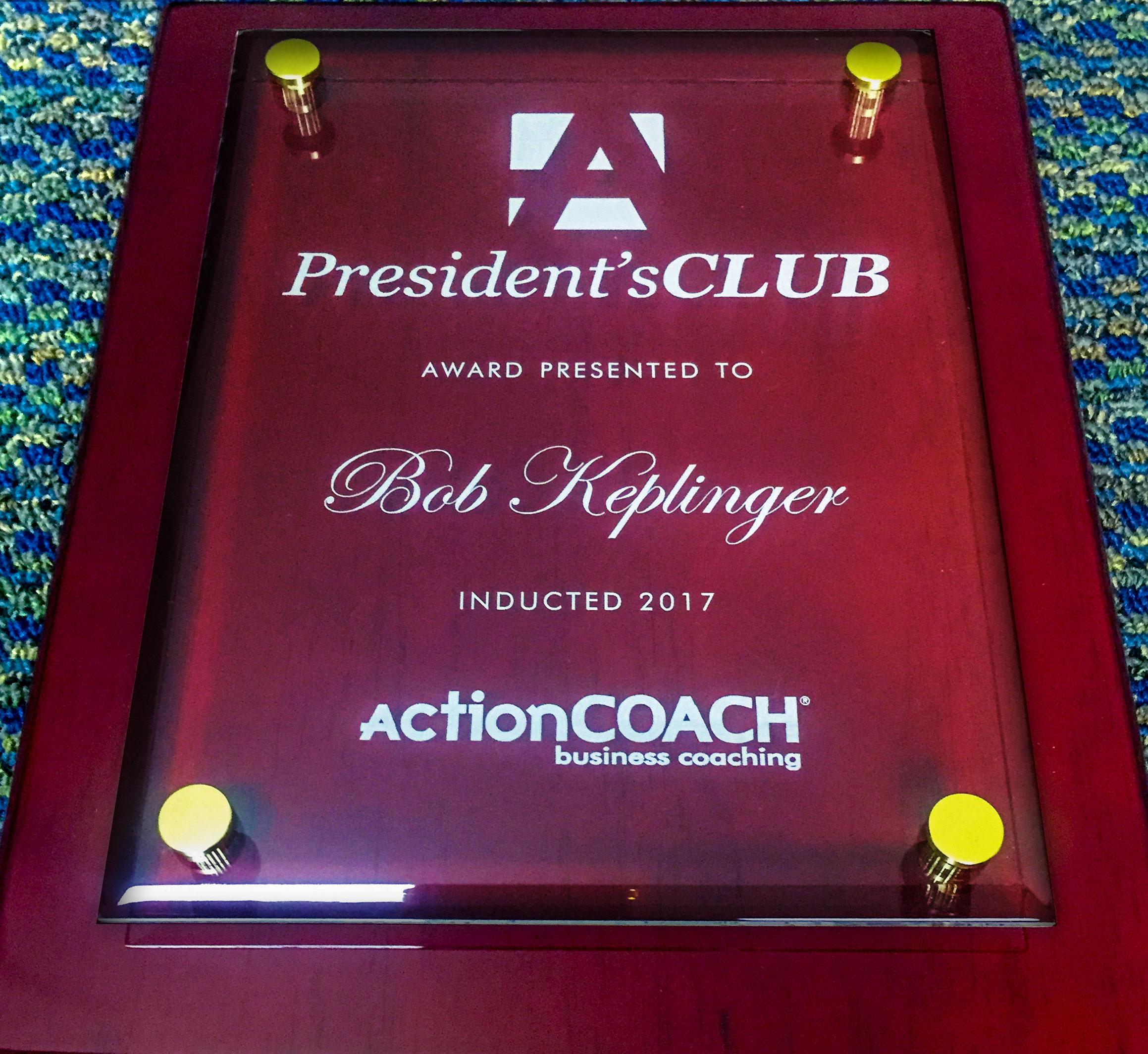 Executive Business Coach, Bob Keplinger