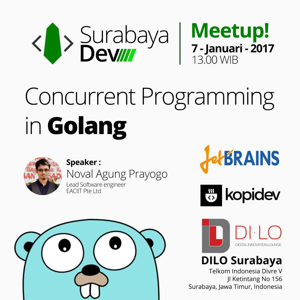 SurabayaDev Meetup