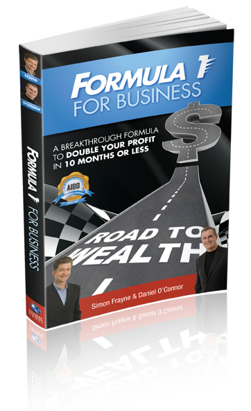 F1 for Business Book Cover