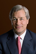 Jamie Dimon, Chairman, President & CEO of JP Morgan Chase & Co.