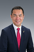 Eikei Suzuki, Governor of Mie Prefecture