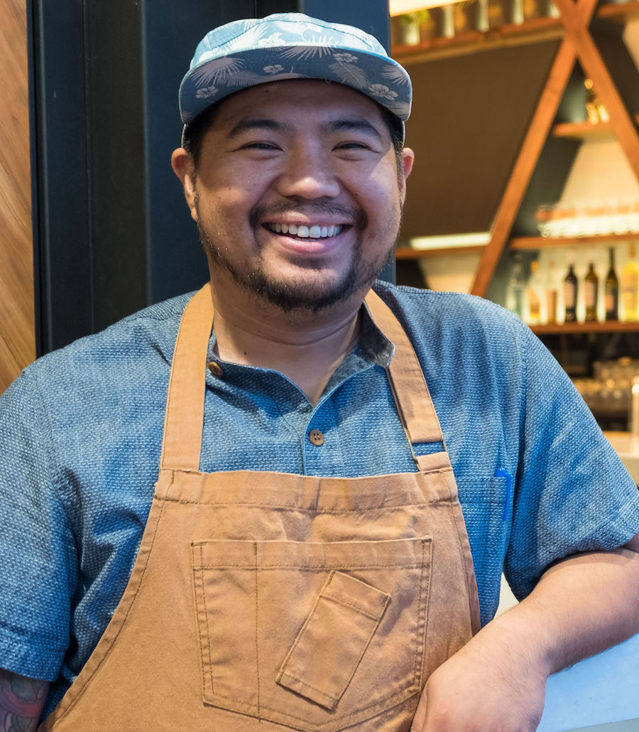 Chef DJ Tangalin