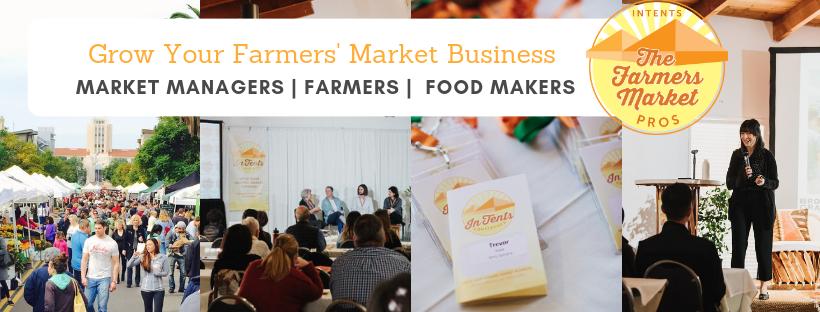 Farmers Market Conference header