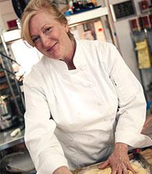 Chef Joanne Sherif