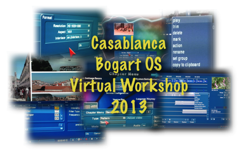Casablanca Expert Virtual Workshop