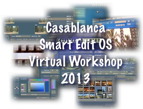Casablanca Expert Virtual Workshop