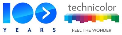 Technicolor Logo 100 Years