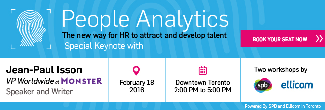 People Analytics Exclusive Keynote and Workshops