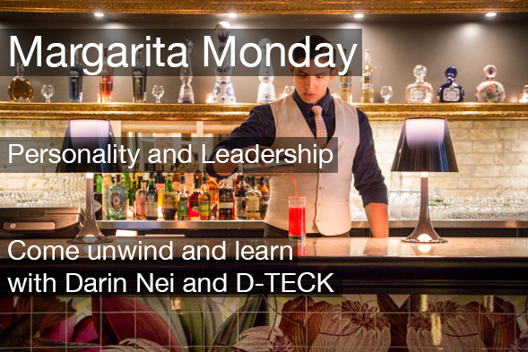 Margarita Monday: HR Toronto Event / Psychometric Assessments / HOGAN / D-TECK