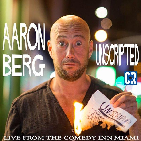 Aaron Berg Special Guest NYC