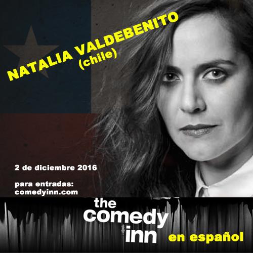 Natalia Valdebenito (Chile)