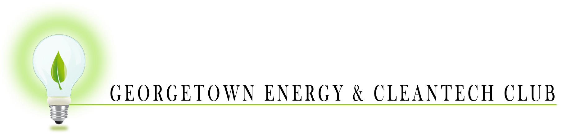 Georgetown Energy & Cleantech Club logo