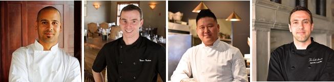 4 Chefs dinner - third edition