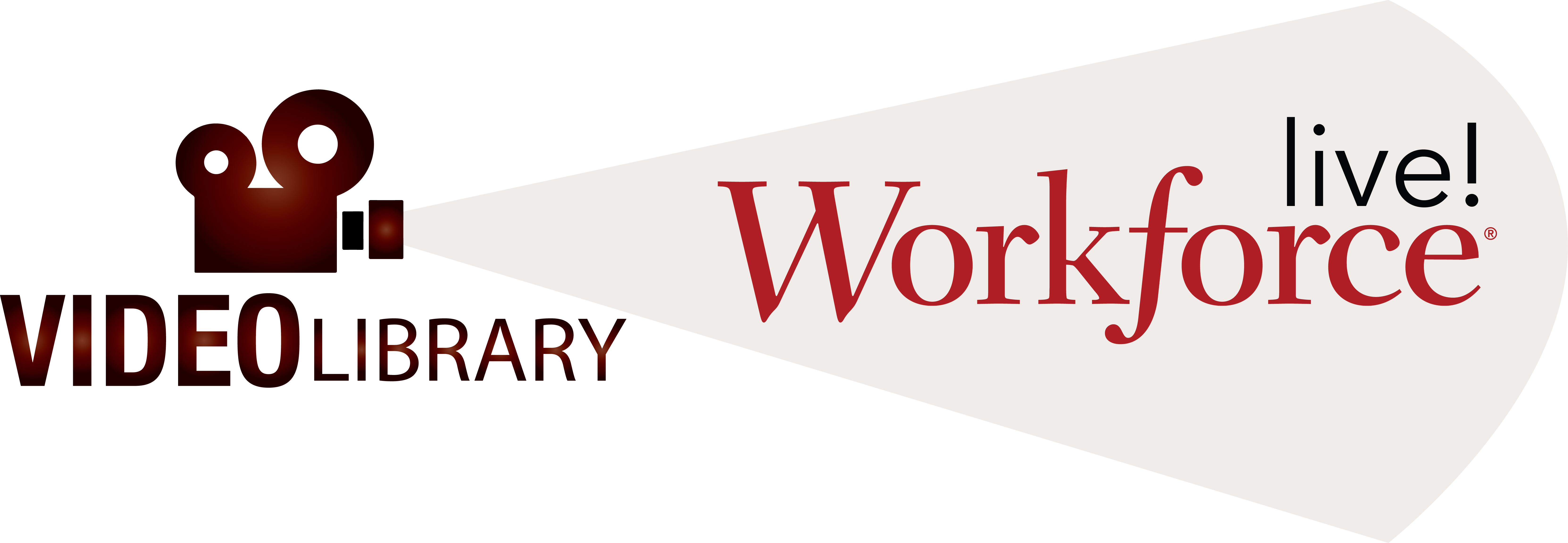 Workforce Live Video Library logo