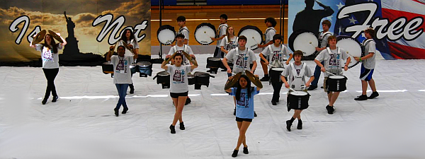 Indoor Drumline performances from some of the best drumlines in the region at Perc Up!