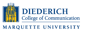 Deiderich College of Communication logo