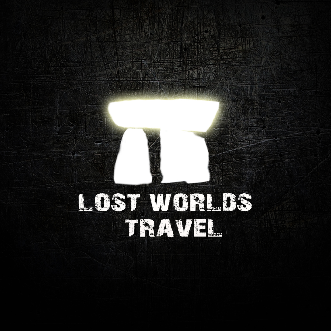 Lost Worlds Travel Logo