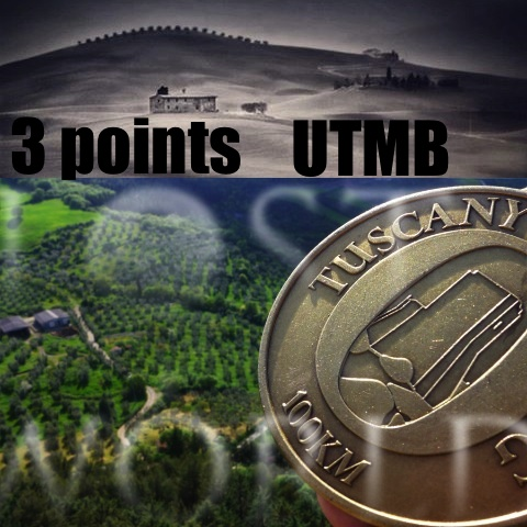 3 UTMB Points for Tuscany Crossing 100k