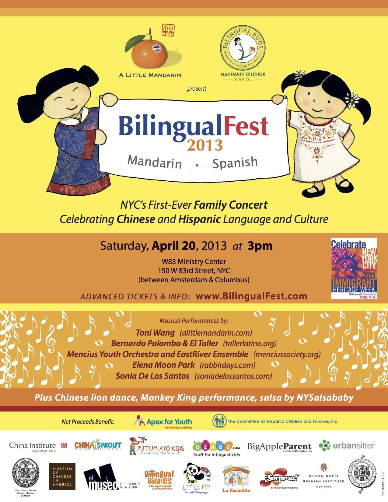 BilingualFest 2013