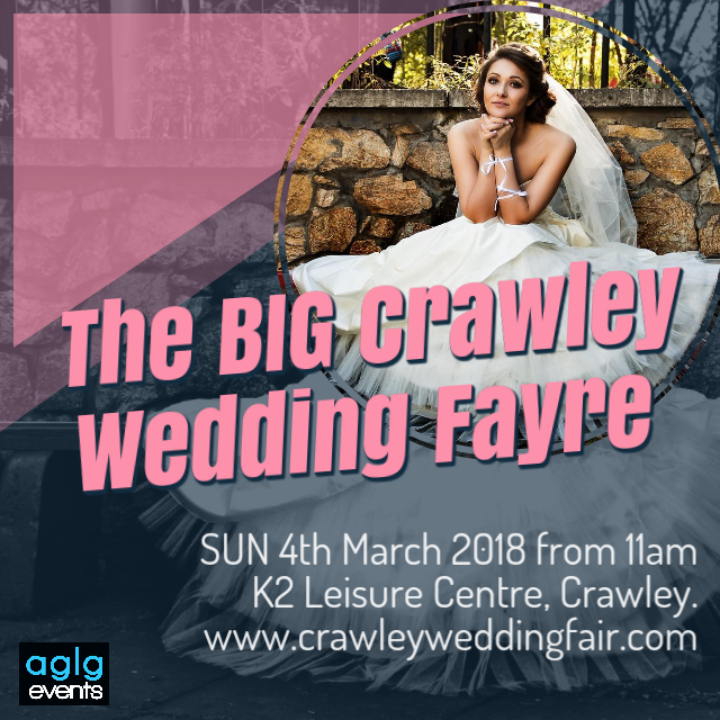 Crawley Wedding Fayre at K2