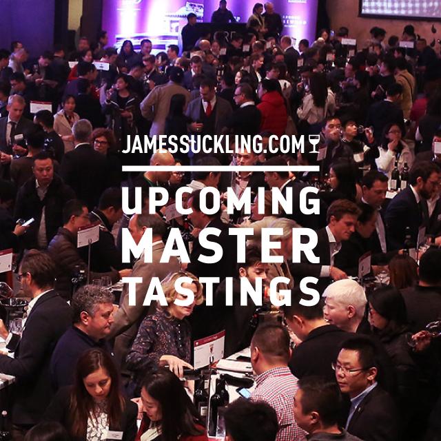 JamesSuckling.com Master Tastings
