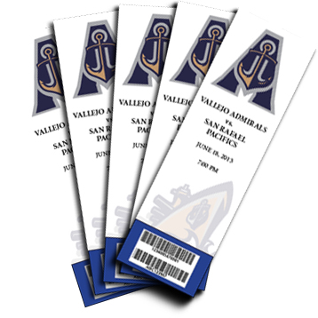 Admirals 2013 Season Tickets