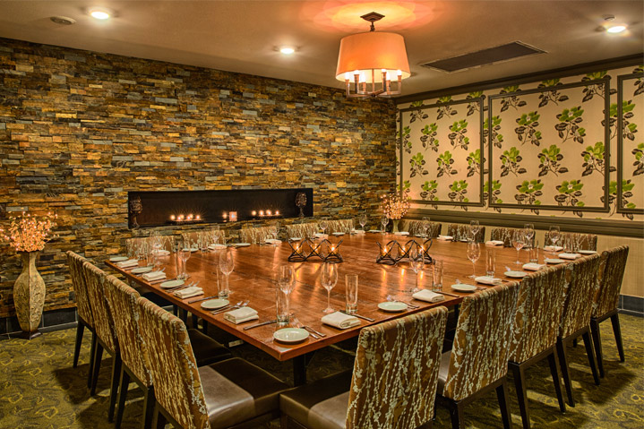 1808 Grille Private Table