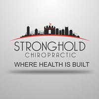Stronghold Logo + Slogan