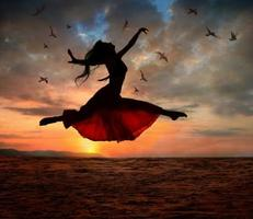 FREE TO DANCE . . . . Get back in touch with your powerful...