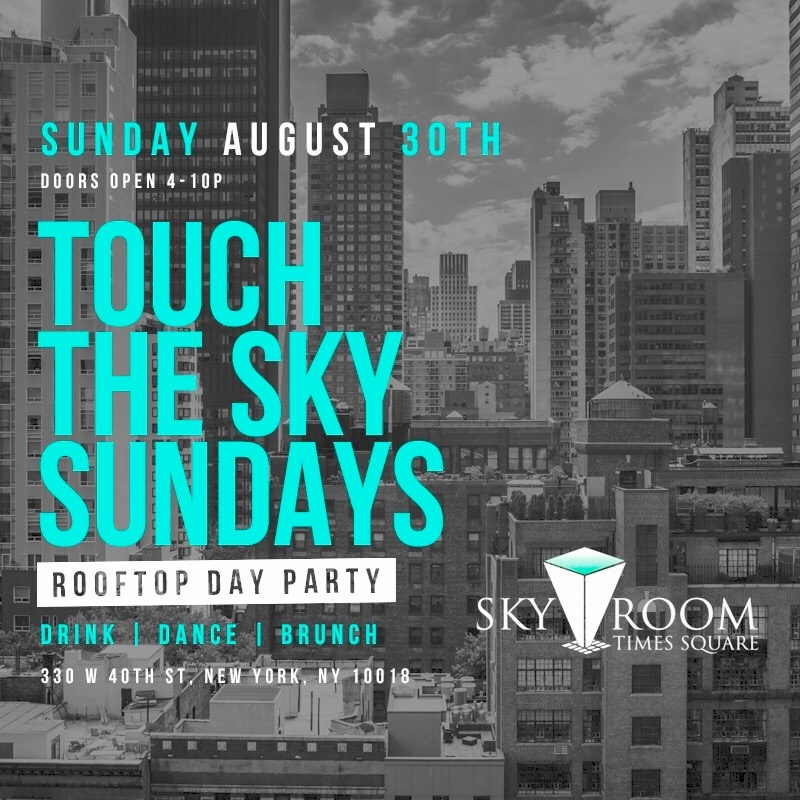 Touch The Sky Sundays Tickets New York Eventbrite