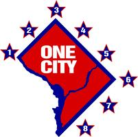 DC's One City Logo