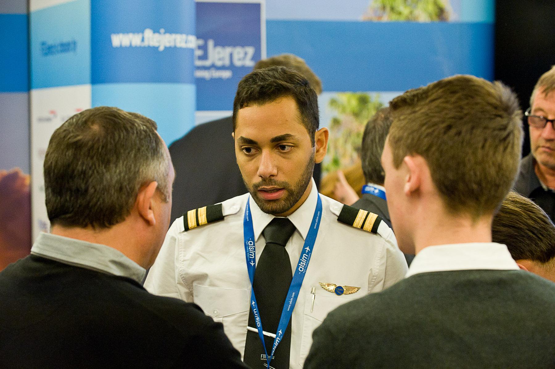 Pilot Careers Live Rome