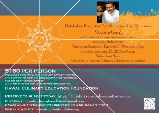 Culinary Chef Education Hawaii Culinary Education