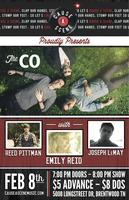 Cause A Scene House Show: The CO, Reed Pittman, Emily Reid...