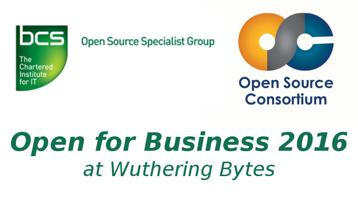 Open for Business 2016 Logo