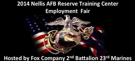 2014 Nellis AFB Reserve Training Center Employment Fair